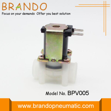 Plastic Water Solenoid Valve For RO Parts