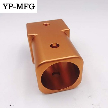 Custom Precision Aluminium 5 Axis CNC Machining Parts