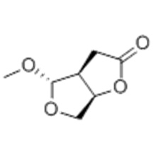FURO [3,4-B] FURAN-2 (3H) -ONE, TETRAHYDRO-4-METHOXY -, (57262923,3AS, 4S, 6AR) CAS 866594-60-7