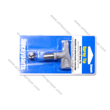 airless electric paint spray gun spray tip