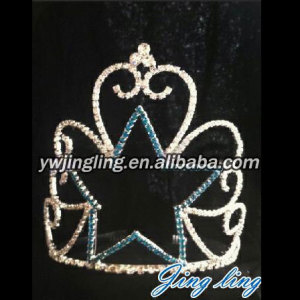 rhinestone accessory and star pageant crowns for sale