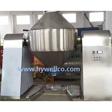 Nucleotide Double Cone Vacuum Dryer
