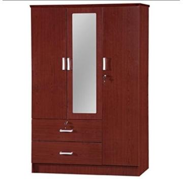Bedroom 3 Door Armoire Wardrobe Online Shopping