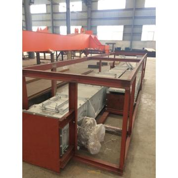 Zinc Fume Dust Drag Chain Conveyor