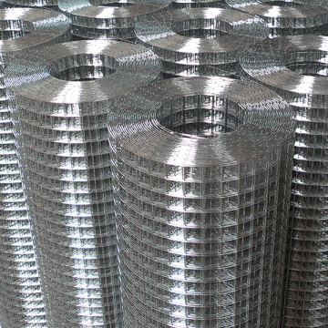 Platted Welded Wire Mesh
