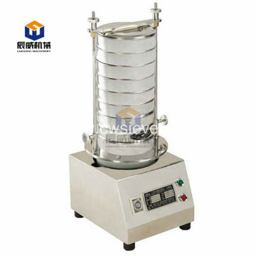 industrial and chemical test sieve equipment