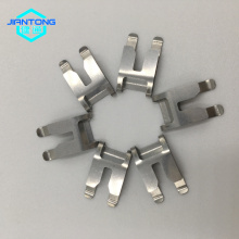 OEM manufacturer custom for Spring Clip sheet metal flat stainless spring steel clips supply to Guyana Suppliers