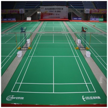Enlio badminton flooring mat