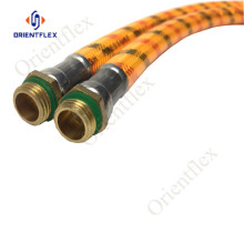 plastic high pressure five layers spray hose tube