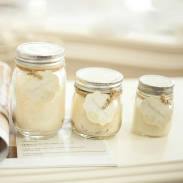 Soy Wax Relish Collection Jar Candle
