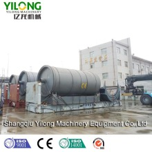 10 Years manufacturer for Pyrolysis Machine Waste Tire Recycling to Oil Plant with CE export to Falkland Islands (Malvinas) Factory