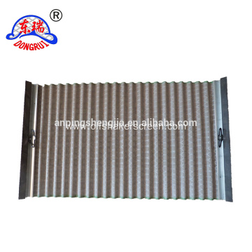Anping FLC500 series  oil shale  shaker screens 1053*695mm
