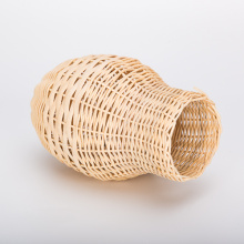 Vase Shaped Large Rattan Bird Nest