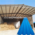 MGO Waterproof Blue Roofing Shingles