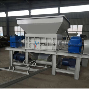 Two-axis Scrap Aluminum Metal Shredding Machine