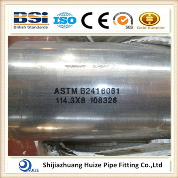 316l Schedule10 stainless steel tube pipe