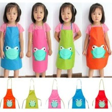Fast Delivery for Waterproof Kids Apron,PEVA Kids Apron,PVC Bib Apron Manufacturer in China kids pvc bib with printing export to South Korea Factory