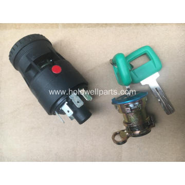 Manufacturing Companies for John Deere Hydraulic Pump Spare Parts Heavy Starter switch Lock Kit VOE15082295 for Volvo export to Malawi Manufacturer