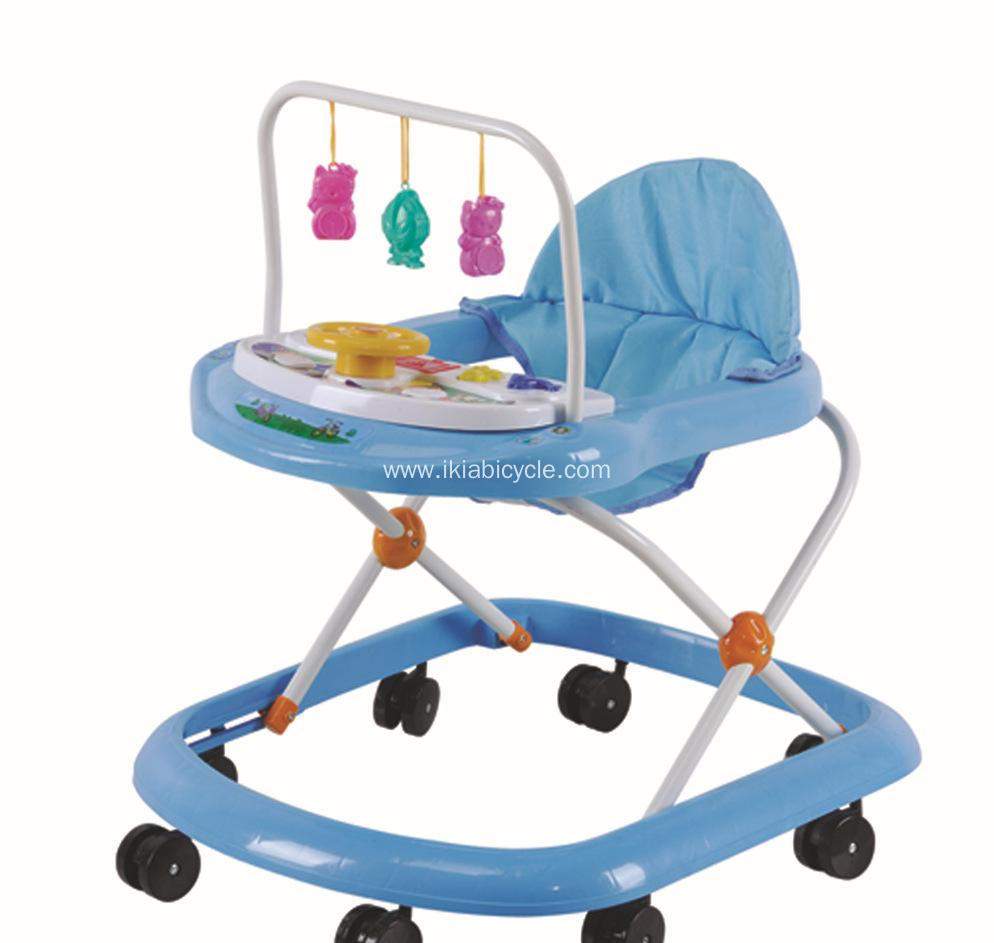 Stylish Baby Walker with Funny Toys