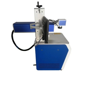 Fiber Laser Marking Machine On Stainless Steel