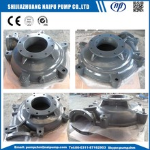 Slurry pump part/ pump casing