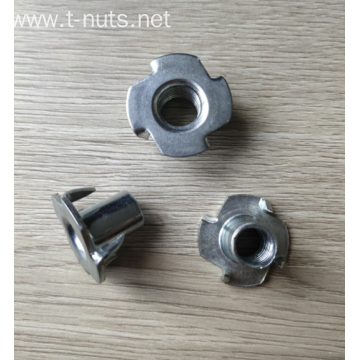 ZP Carbon Steel M10T-nuts