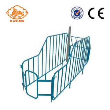 Hot dip galvanized round tube pig pen