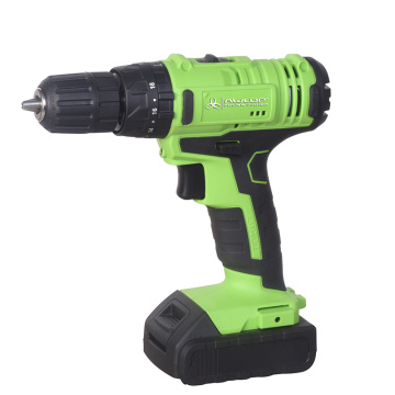 Factory directly for China Cordless Drills,Cordless Impact Drill,Battery Drill,Portable Cordless Drill Manufacturer High Torque 1.5Ah Impact  Cordless Power Drill supply to Mexico Manufacturer