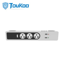 3 outlet extension socket with Bluetooth audio play
