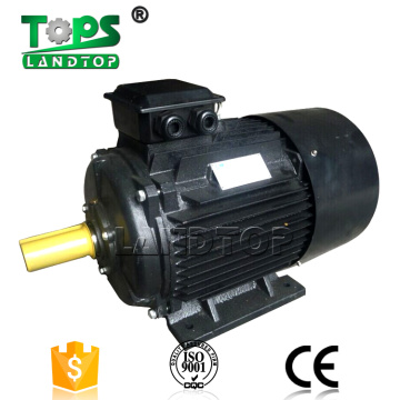 High rpm Y2 cast iron three-phase electric motor