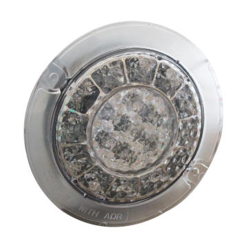 4 Inch 10-30V Round Auto Truck Lamps