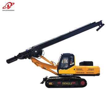 High quality 20m crawler rig machinery