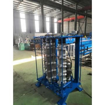 Metal Roofing Sheet corrugated sheet curving machine