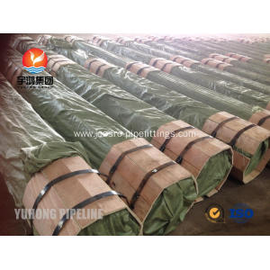 Personlized Products for Alloy P22 Steel Pipe ASTM A214 Welded Boiler Tube supply to Cocos (Keeling) Islands Exporter