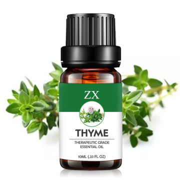 100% pure fresh thyme essential oil bulk price