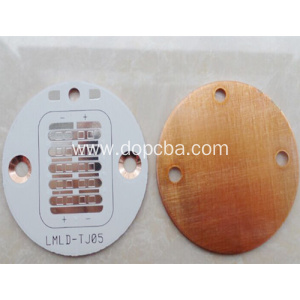 OSP double sides MCPCB led lighting PCB