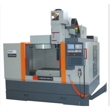 CNC Vertical Drilling and Milling Machine Tool