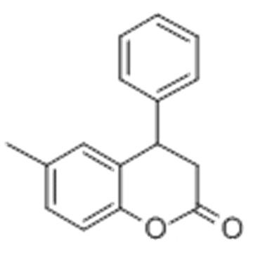 6-Methyl-4-phenylchroman-2-one CAS 40546-94-9