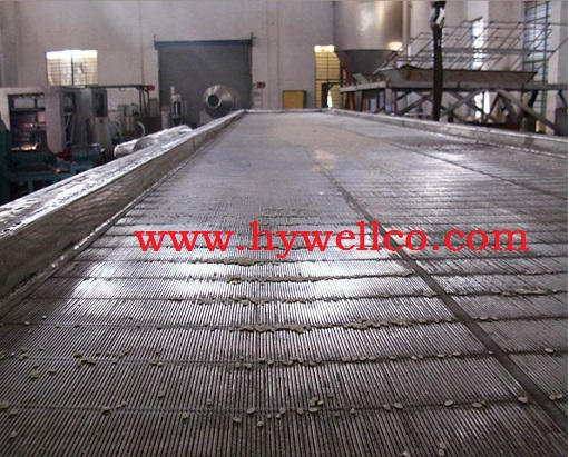 Vibrate Fluid Bed Drier for Edible Sugar