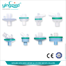 Hot New Products for Disposable Anesthesia Mask,Pvc Anesthesia Mask,Respirator Mask With Air-Cushion,Hand-Held Sebs Resuscitator Bulb Manufacturer in China Medical Disposable Bacteria Filter HME filter export to Romania Manufacturers