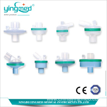 Best Quality for Disposable Anesthesia Mask,Pvc Anesthesia Mask,Respirator Mask With Air-Cushion,Hand-Held Sebs Resuscitator Bulb Manufacturer in China Medical Disposable Bacteria Filter HME filter supply to Mexico Manufacturers