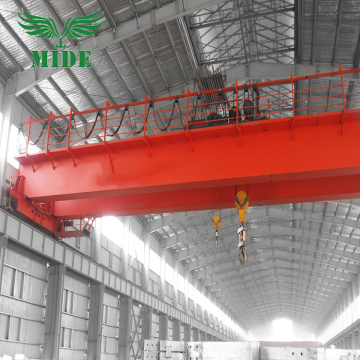 Metallurgical Double Girder Traveling  Overhead Crane