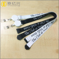 Best promotional logo string lanyards for key