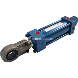 High Quality Square Flange Filter Press Hydraulic Cylinder