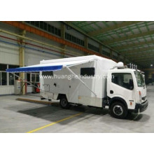 High Quality for Curtainside Box Truck Mobile House Vehicle Fashion Motor Caravan supply to Philippines Suppliers