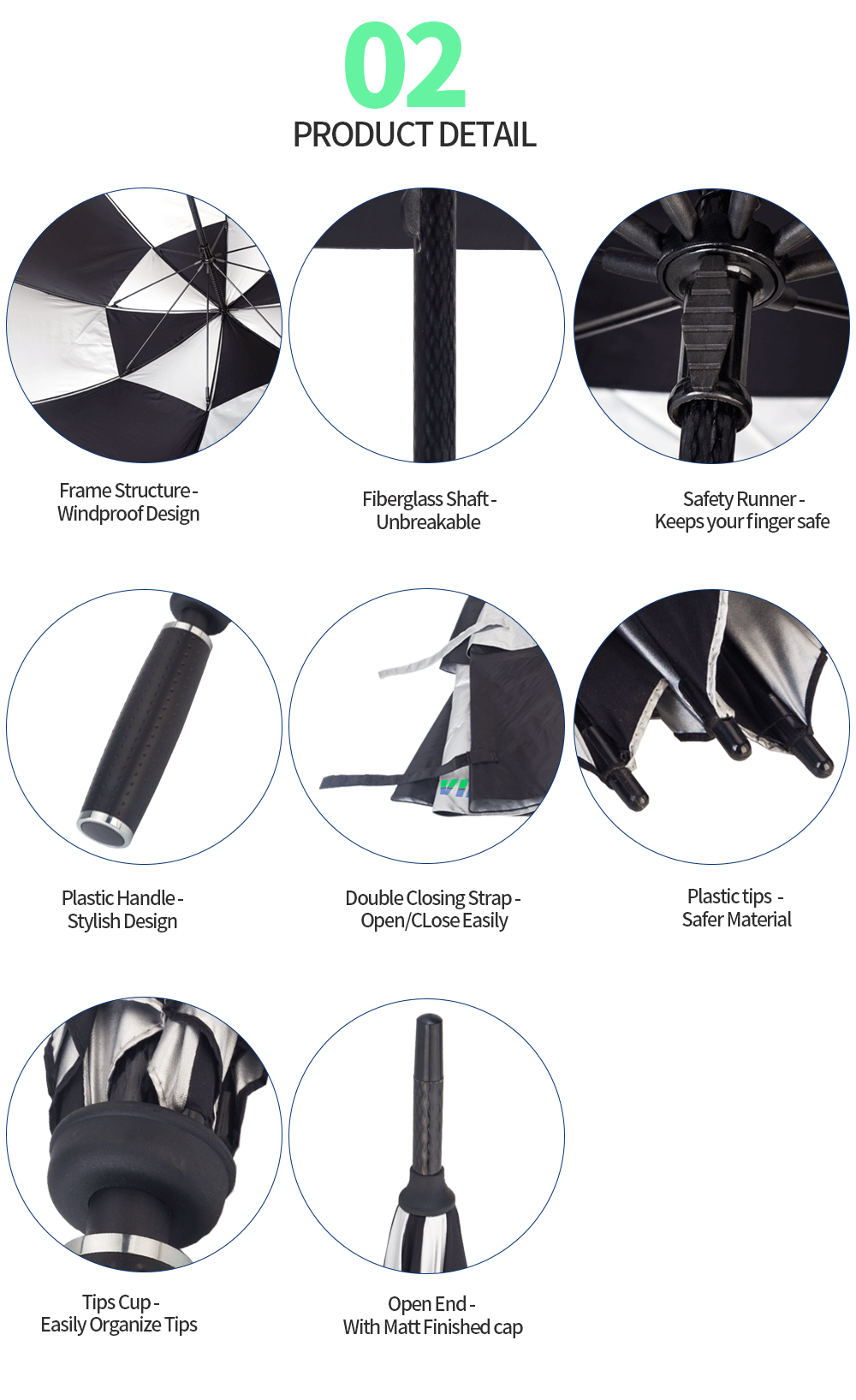 umbrella promotional gifts
