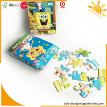 Flat Jigsaw Puzzle High Quality
