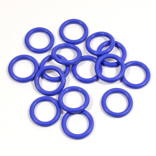 Rubber O Rings Blue