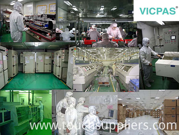 vicpas touch screen monitor company information
