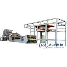 Welded Construction Mesh Panel Machine